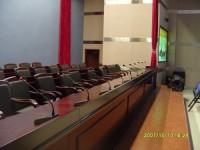 会场主席台