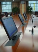 桌面液晶显示器升降系统
