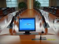 桌面液晶升降系统