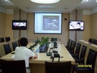 中国核物理研究院远程视频会议系统