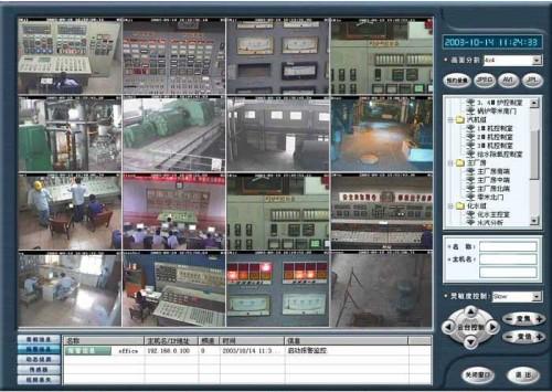 先进性:利用现有的综合布线网络传输图像,进行实时监控系统所需的