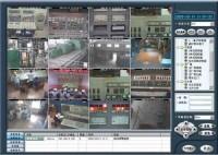 网络摄像机监控系统