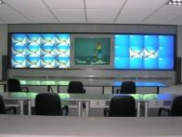 中国核西南物理研究院监控大屏